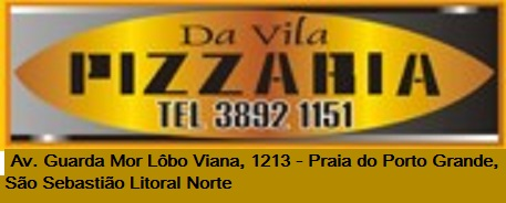Da Vila Pizzaria